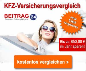KFZ-Versicherung Vergleich BEITRAG24