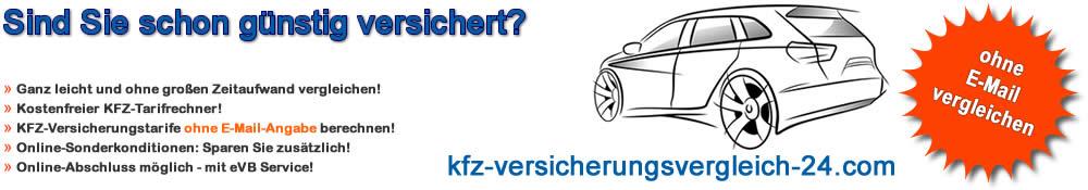 KFZ-Versicherungen